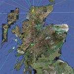 Omega432™ 432 Scotland grid ©Brian T Collins