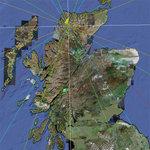 Omega432™ 432 Scotland grid ©Brian T Collins
