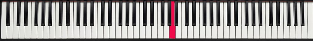 Omega432™-Piano-KeyBoard-Brian-T-Collins